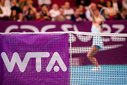 Open GDF Suez WTA Tennis Tournament 2014.