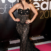 NLD/Amsterdam/20141215- Glamour Woman of the Year 2014, Miljuschka Witzenhausen