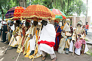Africa, Ethiopia, Lalibela, Meskel (or Maskal), in the Ethiopian Orthodox and Eritrean Orthodox Churches, is an annual religious holiday commemorating the discovery of the True Cross by Queen Helena (Saint Helena) in the fourth century. The religious leaders