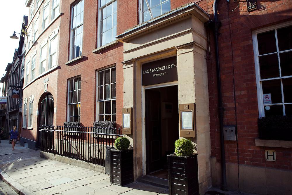 Lace Market Hotel, Nottingham