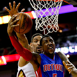03-01-2017 Detroit Pistons at New Orleans Pelicans