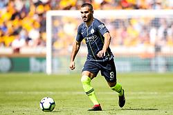 Ilkay Gundogan of Manchester City - Mandatory by-line: Robbie Stephenson/JMP - 25/08/2018 - FOOTBALL - Molineux - Wolverhampton, England - Wolverhampton Wanderers v Manchester City - Premier League