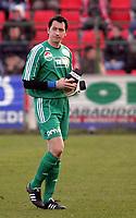 Fotball<br /> Ungarn<br /> Debrecen / Debreceni VSC<br /> Foto: imago/Digitalsport<br /> NORWAY ONLY<br /> <br /> 14.03.2009  <br /> Torwart Vukasin Poleksic (Debrecen)