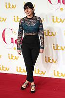 Davina McCall, ITV Gala, The London Palladium, London UK, 19 November 2015, Photo by Richard Goldschmidt