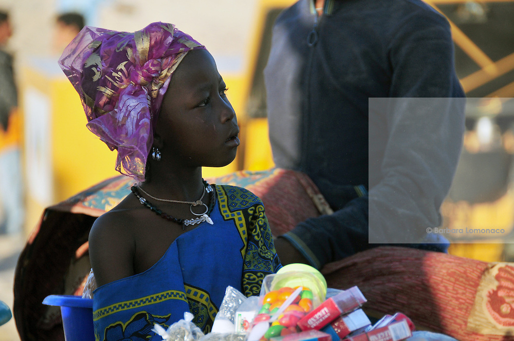 Girl of Timbuktu.