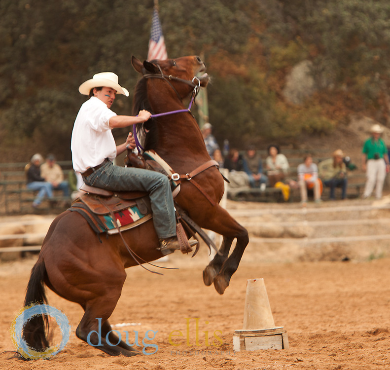 Thacher School Gymkhana 2011.