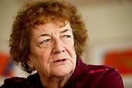 Margit Sandemo fyller 80 år. Bor i Skåne.
