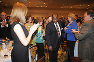 """Hollis Crowder was named """"Citizen of the Year"""" during the Oxford-Lafayette County Chamber of Commerce annual banquet at the Oxford Conference Center in Oxford, Miss. on Thursday, June 10, 2010."""