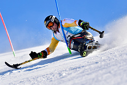 KAMPSCHREUR Jeroen, LW12-2, NED at the World ParaAlpine World Cup Prato Nevoso, Italy