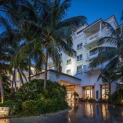 Resort travel & hotel photography
