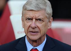 Arsenal Manager, Arsene Wenger  - Mandatory by-line: Joe Meredith/JMP - 25/07/2015 - SPORT - FOOTBALL - London,England - Emirates Stadium - Arsenal v Lyon - Emirates Cup