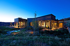 House on Missouri Heights, Co, lighting design by Lacroux Streeb, architecture by CCY Architects