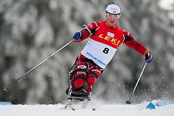 LARSEN Trygve Steinar, Biathlon Middle Distance, Oberried, Germany