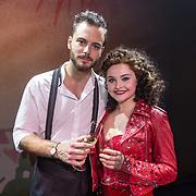 NLD/Utrecht/20171029 - Premiere Musical On Your Feet, Jim Bakkum, Vajen van den Bosch