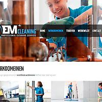 Publicatie bedrijfsreportage op website / Publication of corporate photography on website © Jürgen de Witte - www.jurgendewitte.be