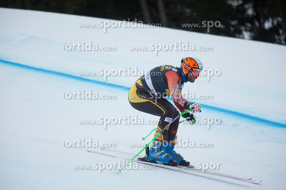 18.12.2013, Saslong, Groeden, ITA, FIS Ski Weltcup, Groeden, Abfahrt, Herren, 1. Traininglauf, im Bild // in action during mens 1st downhill practice of the Groeden FIS Ski Alpine World Cup at the Saslong Course in Gardena, Italy on 2012/12/18. EXPA Pictures © 2013, PhotoCredit: EXPA/ Johann Groder
