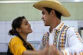 Paraguayan dancing