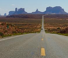 USA travel west