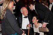 JOSS ACKLAND; RACHEL STIRLING, Post Olivier Awards Gala party. Waldorf Astoria. London. 13 March 2011. -DO NOT ARCHIVE-© Copyright Photograph by Dafydd Jones. 248 Clapham Rd. London SW9 0PZ. Tel 0207 820 0771. www.dafjones.com.