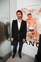 MARC JACOBS at a party to celebrate the launch of Bang a new male fragrance by Marc Jacobs held at the Fith Floor Restaurant, Harvey Nichols, Knightsbridge, London on 22nd July 2010.