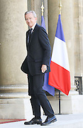 07.JULY.2011. PARIS<br /> <br /> BERNRAD ARNAULT ARRIVES AT ELYSEE PALACE TO HONOUR DISTINGUISHED PERSONALITIES, IN PARIS<br /> <br /> BYLINE: EDBIMAGEARCHIVE.COM<br /> <br /> *THIS IMAGE IS STRICTLY FOR UK NEWSPAPERS AND MAGAZINES ONLY*<br /> *FOR WORLD WIDE SALES AND WEB USE PLEASE CONTACT EDBIMAGEARCHIVE - 0208 954 5968*