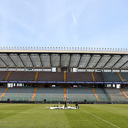 PADUA, ITALY - NOVEMBER 21: GV during the South African national rugby team photograph and captains run at Stadio Euganeo on November 21, 2014 in Padua, Italy. (Photo by Steve Haag/Gallo Images)