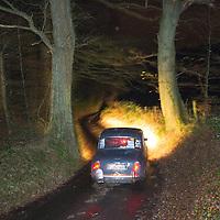 Car 01 Robert McClean (GBR) / Susan McClean (GBR)