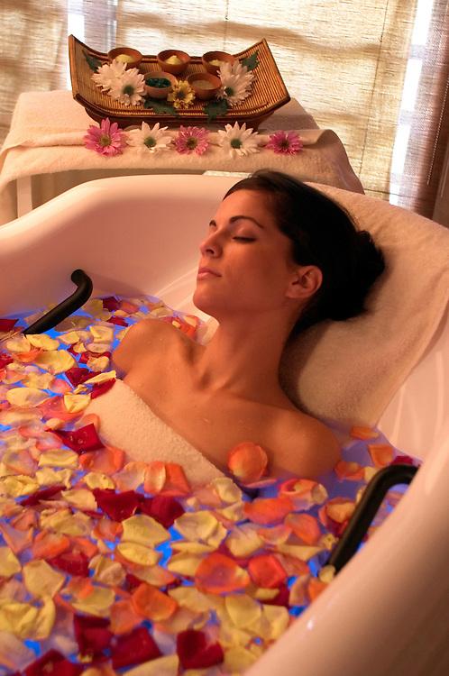 Photoshoot for Paradisus Hotel Spa in Rio Grande, Puerto Rico. (2008)