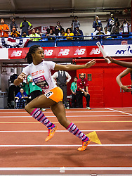 New Balance High School National Indoor Track & Field Championships: girl's 4x200 relay final,