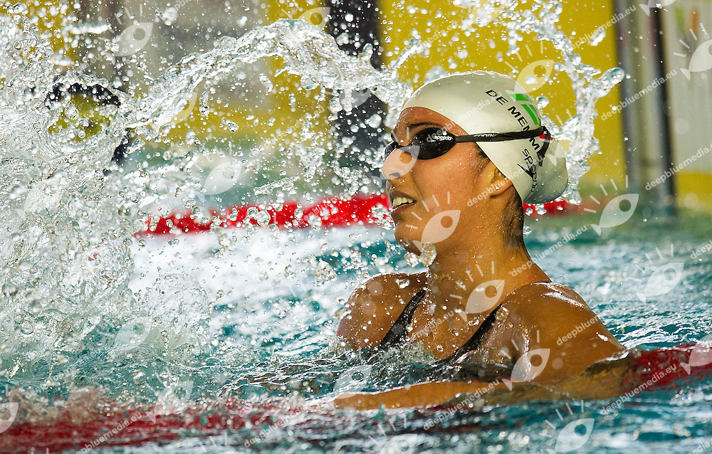 Martina De Memme, Esercito - Nuoto Livorno.800 stile libero donne.Campionati Italiani Assoluti Nuoto Primaverili.Riccione  9 - 13/04/2013.Day05 finali.Photo Giorgio Scala/Deepbluemedia/Insidefoto