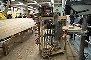All kinds of tool to build boat, Rocking the Boat, Hunts Point, Dec.13, by Qingqing Chen