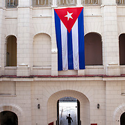 Museum of the Revolution, Havana's most famous museum is located in the former presidential palace of the 1950's dictator Fulgencio Batista. Following the 1959 Revolution, it was converted into a museum celebrating the Cuban Revolution. Photography by Jose More