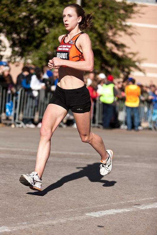 Brandt, women's marathon