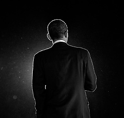 President Barack Obama.(Photo by Astrid Riecken)