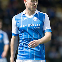 St Johnstone FC season 2017-18<br />David Wotherspoon<br />Picture by Graeme Hart.<br />Copyright Perthshire Picture Agency<br />Tel: 01738 623350  Mobile: 07990 594431