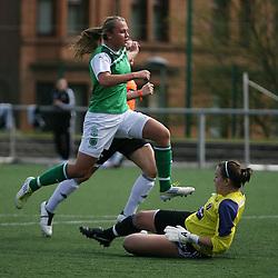 Glasgow City v Hibernian Ladies | Scottish Women's Premier League | 22nd April 2012
