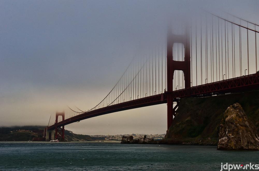 San Fransisco and Treasure Island