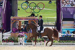 Kittel Patrick (SWE) - Watermill Scandic HBC<br /> Olympic Games London 2012<br /> © Dirk Caremans