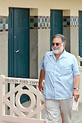 Francis Ford Coppola is seen during a tribute at the 37th Deauville Film Festival on September 3, 2011 in Deauville, France.