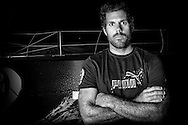 BRAZIL, Itajai.16th April 2012. Volvo Ocean Race. Shannon Falcone, PUMA Ocean Racing powered by BERG.