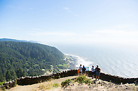 Cape Perpetua Scenic Area, Oregon.