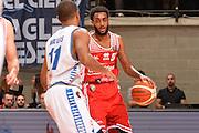Harrow Ryan<br /> Red October Cantu' - Consultinvest Pesaro<br /> LegaBasket 2016/2017<br /> Desio 13/10/2016<br /> Foto Ciamillo-Castoria