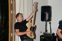 GUY PRATT at an Evening with Notting Hill Guitars held at 167 Westbourne Grove, London W11 on 4th September 2013.