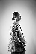 Jamie C. Williams<br /> E-8<br /> Security Forces First Sergeant<br /> 1994 - Present<br /> <br /> Veterans Portrait Project<br /> 802d Security Forces Squadron<br /> San Antonio, TX