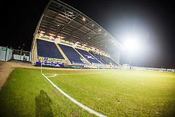 Falkirk Stadium..Falkirk 1 v 1 Raith Rovers, 5/3/2013.