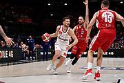 Mekel Gal<br /> A|X Armani Exchange Olimpia Milano - Grissin Bon Reggio Emilia<br /> Basket Serie A LBA 2019/2020<br /> Milano 01 December 2019<br /> Foto Mattia Ozbot / Ciamillo-Castoria