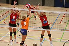 20121006 NED: Topdivisie Vrouwen King Software VCN - Longa 59, Capelle Aan Den IJssel