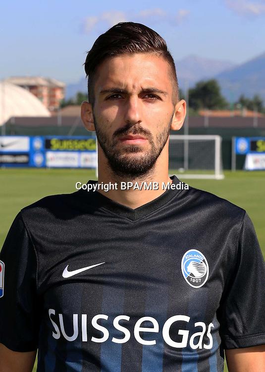 Italian League Serie A -2016-2017 / <br /> ( Atalanta Bergamasca Calcio ) - <br /> Marco D'Alessandro