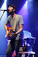 Avalanche City aka Dave Baxter performing at The Highline Ballroom on June 26, 2012