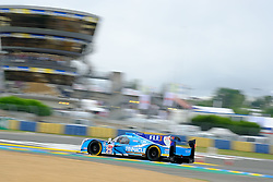 June 15, 2018 - Le Mans, Sarthe, France - Algarve PRO Racing LIGIER JSP217 Gibson Driver MARK PATTERSON (USA) in action during the 86th edition of the 24 hours of Le Mans 2nd round of the FIA World Endurance Championship at the Sarthe circuit at Le Mans - France (Credit Image: © Pierre Stevenin via ZUMA Wire)